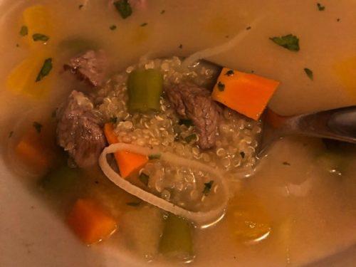 Mr.Soup キヌアスープ2